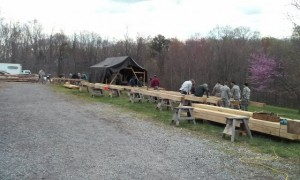 VMI Timber framing FTX 2016